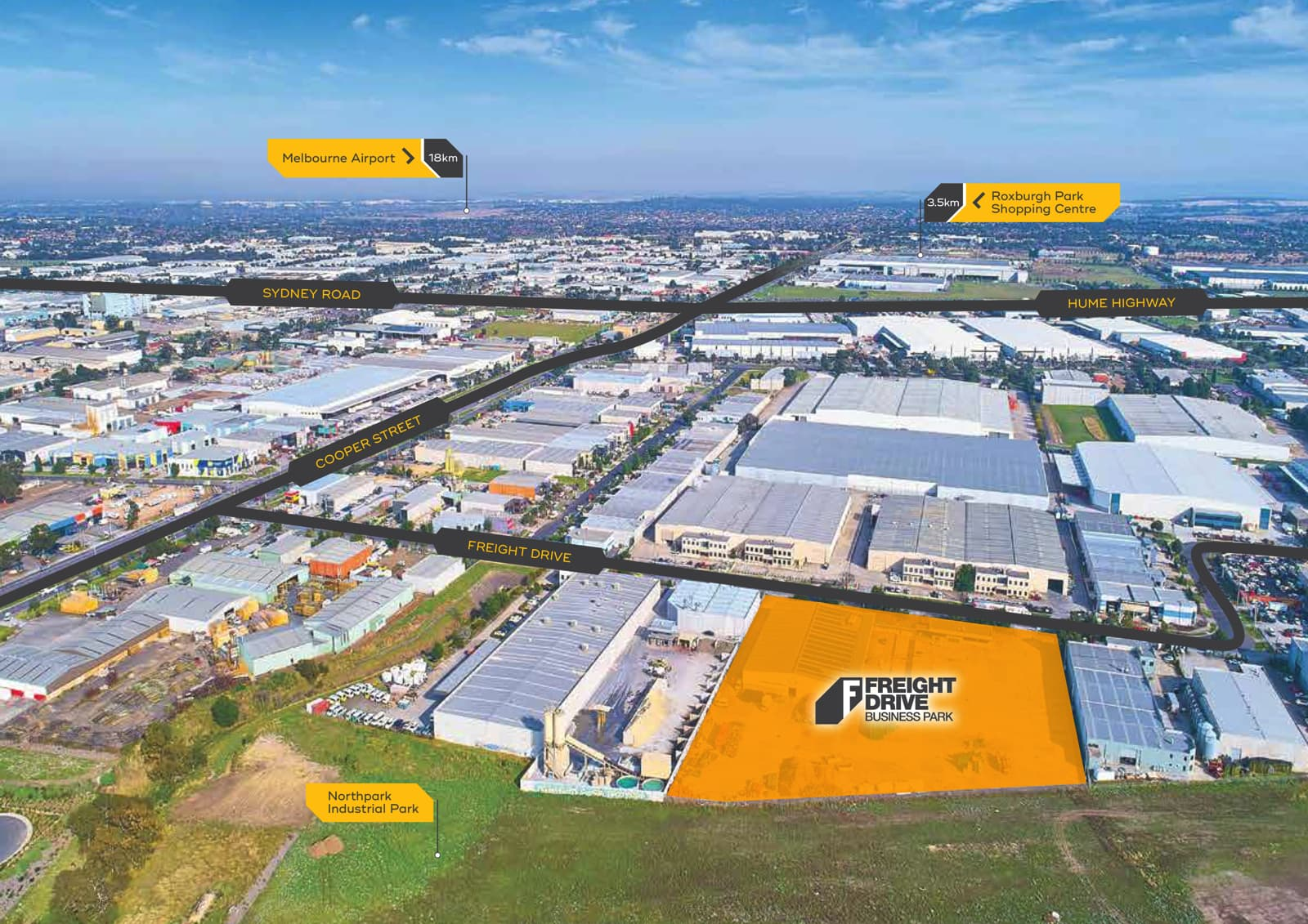 Freight Drive Business Park, Airport View